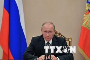 Căng thẳng Đông-Tây có thể giúp ích cho Tổng thống Putin?