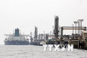 Giá dầu đạt mức cao của một tuần do Mỹ sẽ áp đặt các lệnh trừng phạt