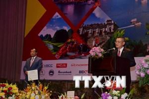 Đại sứ quán Việt Nam ở Campuchia tổ chức chiêu đãi nhân Quốc khánh