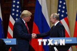 Ông Putin và ông Trump có thể gặp nhau ở Hội nghị Thượng đỉnh Bắc Cực