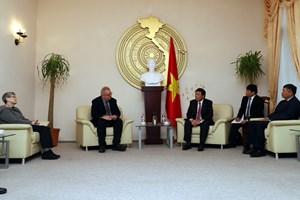 Việt Nam nghiên cứu các vấn đề lý luận và thực tiễn tại Đức