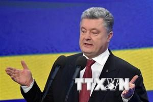 """Tổng thống Poroshenko: Nga trừng phạt là """"phần thưởng"""" cho Ukraine"""