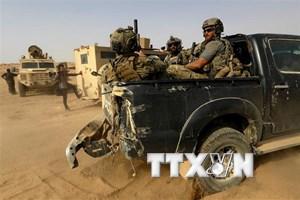 IS tấn công lực lượng được Mỹ hậu thuẫn ở khu vực miền Đông Syria