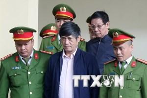 Ông Phan Văn Vĩnh, Nguyễn Thanh Hóa lĩnh án 9-10 năm tù