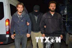 Thổ Nhĩ Kỳ bắt 30 người liên quan âm mưu đảo chính bất thành