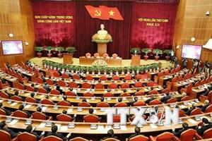 Bế mạc Hội nghị Trung ương lần thứ chín Khóa XII