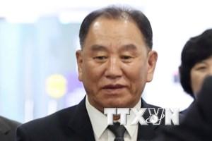 Quan chức Triều Tiên về tới Bắc Kinh sau khi trao thư cho ông Trump