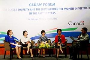 Việt Nam đạt được nhiều thành tựu trong việc trao quyền cho phụ nữ