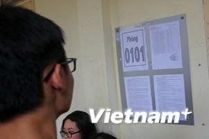 Thi THPT Quốc gia 2017: Giảm tới 75% số thí sinh bị đình chỉ thi