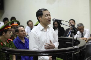[Photo] Phiên xử phúc thẩm vụ Dương Chí Dũng và đồng phạm