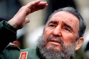 Xem lại những thông tin về nhà lãnh đạo Cuba Fidel Castro