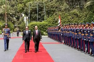 Chuyến thăm của Chủ tịch nước Trần Đại Quang tới Ethiopia và Ai Cập