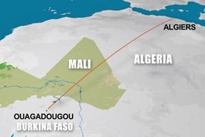 [Videographics] Mô phỏng vụ rơi máy bay thê thảm của hãng Air Algerie