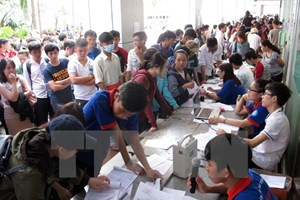 Bộ Giáo dục rút ngắn thời gian đăng ký xét tuyển nguyện vọng bổ sung