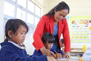 Sẽ trình Chính phủ phê duyệt đề án quy hoạch các trường sư phạm