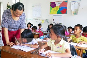 'Tiết kiệm trong giáo dục là khái niệm mà tôi chưa nghe thấy'