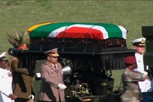 Nam Phi cử hành Lễ an táng Nelson Mandela