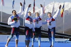 Bảng xếp hạng huy chương chi tiết của Olympic Sochi