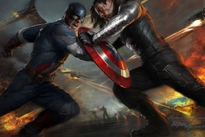 Captain America 2: Siêu anh hùng nhân bản