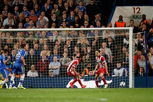 Kết quả chi tiết bán kết lượt về Chelsea-Atletico Madrid 1-3