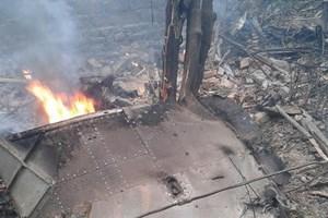 Nhìn lại diễn biến chính vụ rơi máy bay Mi-171 tại Thạch Thất