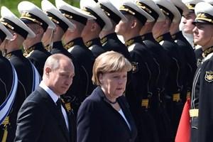 Ông Putin: Liên Xô ký hiệp ước với Đức để tránh bị cô lập