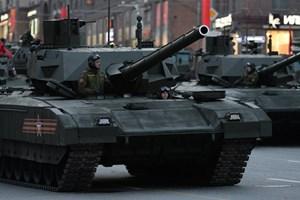"""Nga sẽ lắp pháo lớn hơn lên trên chiếc """"siêu tăng"""" T14 Armata"""