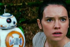 """""""Star Wars: The Force Awakens"""" xô đổ mọi kỷ lục phòng vé"""