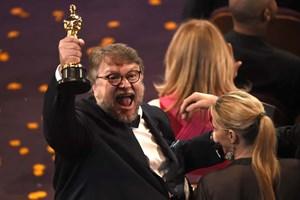 """[Live] """"The Shape of Water"""" giành giải Oscar cho Phim hay nhất"""