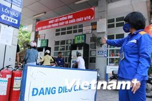 Các doanh nghiệp điều chỉnh giá xăng dầu từ 15 giờ hôm nay