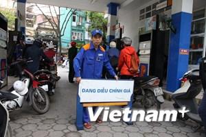 Giữ nguyên giá các mặt hàng xăng dầu sau khi áp dụng quỹ bình ổn