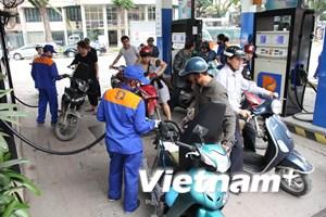 Giá xăng tiếp tục giữ nguyên, chỉ điều chỉnh các mặt hàng dầu