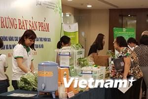 Hà Nội ra mắt trang nông sản an toàn, kết nối các doanh nghiệp