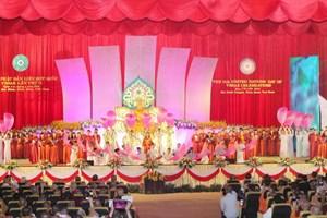 Đại lễ Phật đản Liên hợp quốc-Vesak 2014 khai mạc long trọng