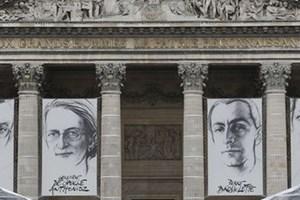 Pháp đưa hài cốt bốn anh hùng kháng chiến vào điện Panthéon