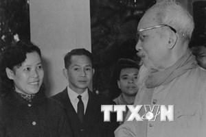 """Ra mắt cuốn sách """"Hồ Chí Minh: Sự nghiệp và thời đại"""" tại Mông Cổ"""
