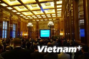 Đại sứ quán Việt Nam tại Áo tổ chức chiêu đãi mừng Quốc khánh