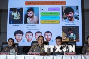 Malaysia truy tìm thêm 3 nghi phạm vụ đánh bom ở Thái Lan
