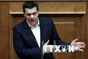Hy Lạp đạt thỏa thuận nhận khoản giải ngân 1 tỷ euro tiếp theo