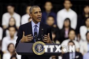 Tổng thống Obama kết thúc tốt đẹp chuyến thăm chính thức Việt Nam