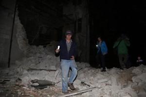 Động đất kép rung chuyển miền Trung Italy, 1 thị trấn bị phá hủy