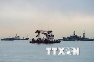Vụ tai nạn máy bay quân sự Nga: Kết thúc tìm kiếm tại hiện trường
