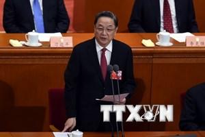 Trung Quốc: Quan hệ với Đài Loan đáng lo ngại hơn trong năm 2017