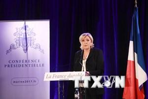 Ứng viên Tổng thống Pháp Le Pen hủy cuộc gặp với Đại giáo trưởng Liban