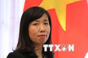 Bộ Ngoại giao lên tiếng về diễn biến điều tra vụ sát hại bé Nhật Linh
