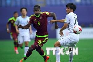 U20 World Cup 2017: Nhật Bản và Hàn Quốc đều dừng bước