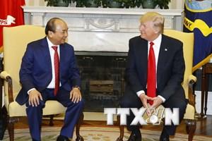 Thủ tướng Nguyễn Xuân Phúc kết thúc tốt đẹp thăm chính thức Hoa Kỳ