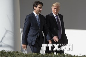 Mỹ phớt lờ lời khuyên của Canada trong vấn đề khí hậu