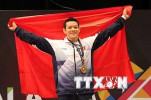 Việt Nam giành 7 huy chương sau ngày thi đấu đầu tiên tại AIMAG 2017