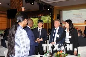Nhiều doanh nghiệp Đức muốn tìm kiếm cơ hội đầu tư tại Thanh Hóa